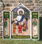 Ashover School Well Dressing