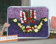 Holly House Well Dressing