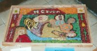 Sinfin Primary School Well Dressing (4)