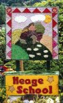 Heage Primary School Well Dressing