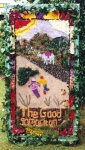 St Elizabeth's RC Primary School Well Dressing