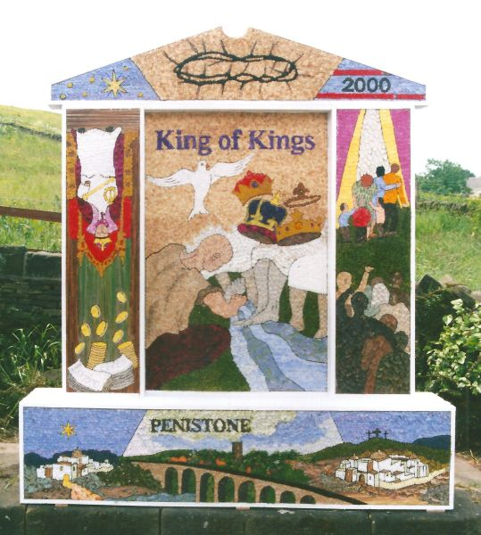 Penistone 2000 - Bridge Street Well