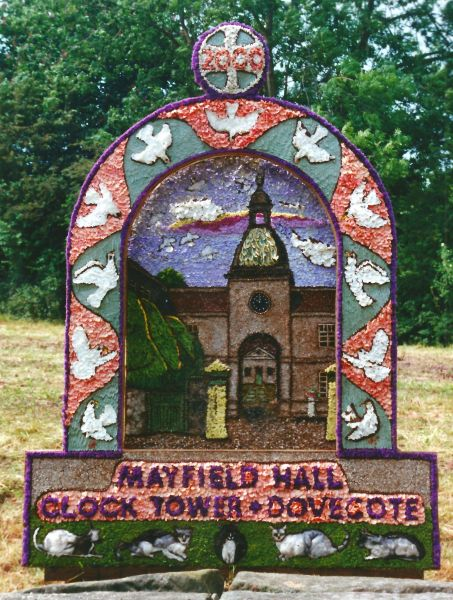 Middle Mayfield 2000 - Peace Well