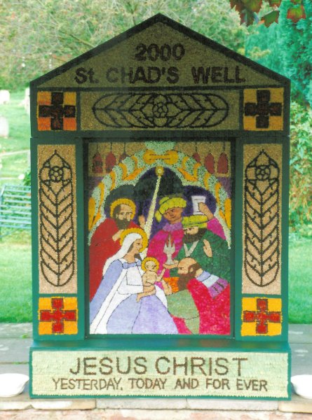 Lichfield 2000 - Main Well Dressing