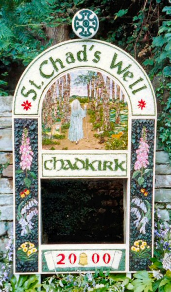 Chadkirk 2000 - St Chad's Well