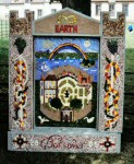 Castle Well Dressing