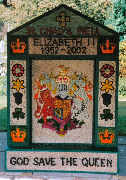 Lichfield 2002 - Main Well Dressing