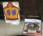 Reigate Primary School Years 1 &amp; 2 Well Dressing<br />Silverhill Primary School Years 1 &amp; 2 Well Dressing (1)