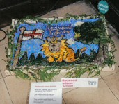 Redwood Infants School Years 1 & 2 Well Dressing (2)
