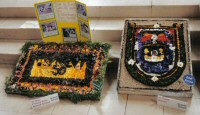 St Giles' Special School and St Clare's Special School Well Dressings