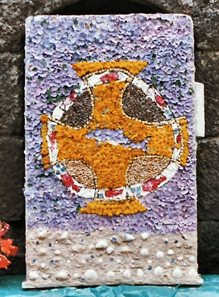 Barley Mow Well Dressing
