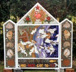 Methodist Church Well Dressing