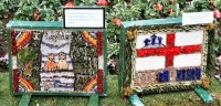 St John's C of E Primary School Well Dressing (8 - 9)
