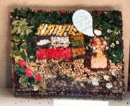 Silverhill Primary School Years 3 & 4 Well Dressing