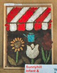 Sunnyhill Infant & Nursery School Years 1 & 2 Well Dressing (3)