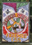 Beavers & Cubs Well Dressing