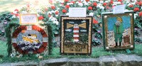 St John's C of E Primary School Well Dressing (2 - 4)