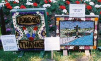 St John's C of E Primary School Well Dressing (7 - 8)