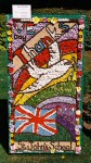 St John's C of E Primary School Well Dressing (1)