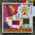 Springvale School Well Dressing