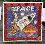 St John's Infant School Well Dressing