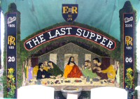 Old Pump Well Dressing