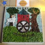 Roe Farm Primary School Years 1 & 2 Well Dressing