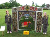 Brownies Well Dressing