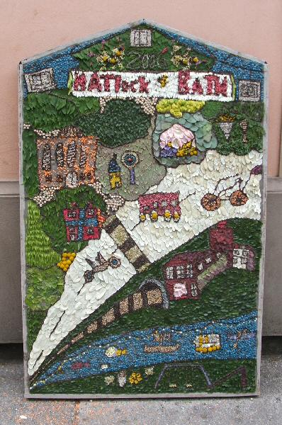 Matlock Bath 2006 - Community Well Dressing