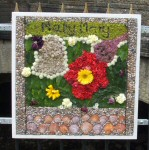 Hayfield Playgroup Well Dressing
