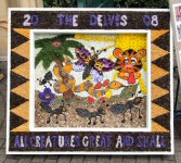 The Delves School Well Dressing