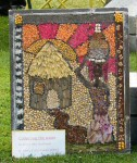 St John's CE Primary School Well Dressing (6)