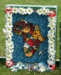 St John's CE Primary School Well Dressing (2)