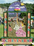 Cheviners' Well Dressing