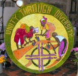 St Mary's Church Well Dressing