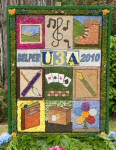 University of the Third Age Well Dressing