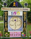 The Pleasance Well Dressing