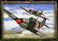 Country Fair Well Dressing
