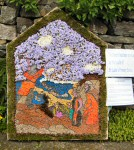 St Luke's CE Primary School Well Dressing