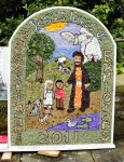 Bakewell CE Primary School & Explorers' Well Dressing
