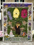Whaley Bridge Primary School Well Dressing
