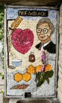 Greg Fountain Well Dressing (right hand side panel)