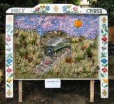 Langwith Residents Well Dressing