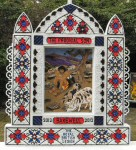 Garden of Remembrance Well Dressing (1)