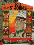 St John's Methodist Church Well Dressing