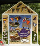 Little Hayfield Well Dressing