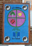 Waingroves Primary School Well Dressing