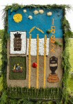 Cricket Club Well Dressing