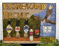 Hawk & Buckle Well Dressing