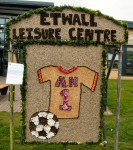 Leisure Centre Well Dressing